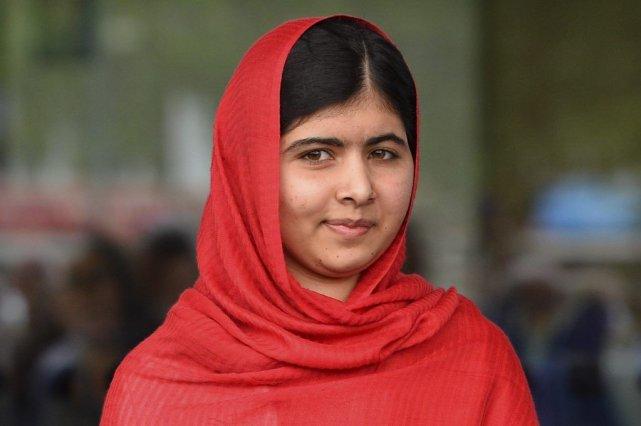 Malala Yousafzaï... (PHOTO AFP)