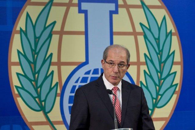 Le directeur de l'Organisation pour l'interdiction des armes... (Photo archives Associated Press)