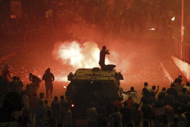 La répression féroce exercée par le pouvoir égyptien... (PHOTO AMR ABDALLAH DALSH, REUTERS)