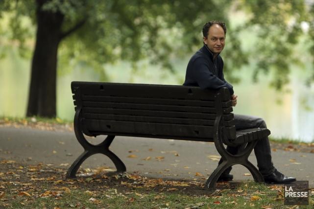 Emmanuel Kattan habite depuis huit ans à New... (Photo: Martin Chamberland, La Presse)