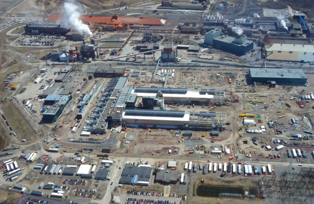 Saguenay, Québec et Rio Tinto (RT) doivent établir... ((Archives))