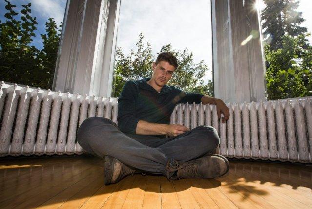 Alexandre Landry ne croit pas au talent, mais... (PHOTO OLIVIER PONTBRIAND, LA PRESSE)