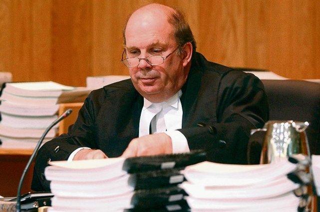 Selon un avocat ontarien, le juge Marc Nadon... (Photothèque Le Soleil, Jean-Marie Villeneuve)