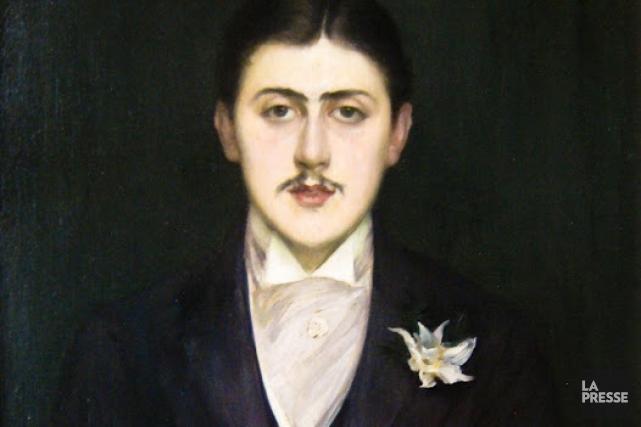 Marcel Proust... (PHOTO ARCHIVES LA PRESSE)