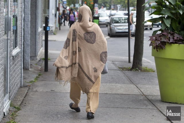 Janette Bertrand dit avoir rencontré plusieurs musulmanes qui... (Photo Robert Skinner, La Presse)