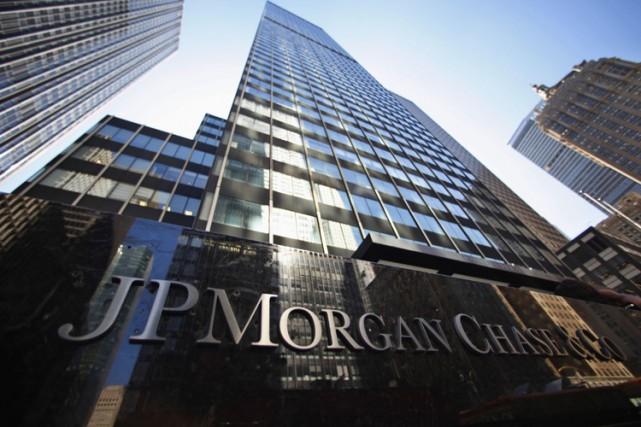 La banque américaine JPMorgan Chase a accepté de verser 400 millions de dollars... (Photo: Archives Reuters)