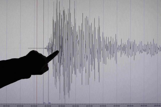 Un séisme de magnitude5,8 a frappé la province... (PHOTO ARCHIVES REUTERS)