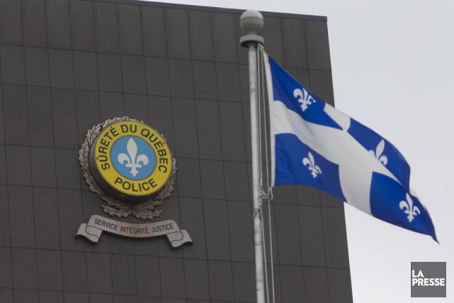 À la Sûreté du Québec, on prend les... (PHOTO IVANOH DEMERS, archives LA PRESSE)