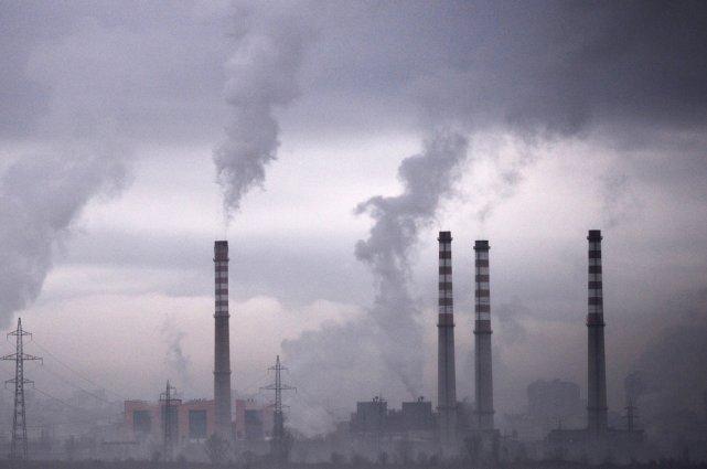 La pollution de l'air qui nous entoure est cancérigène. Telle est la conclusion... (Photo AFP)