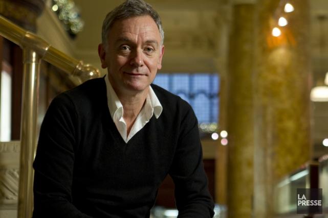 Michel Marc Bouchard... (Photo: Martin Chamberland, archives La Presse)