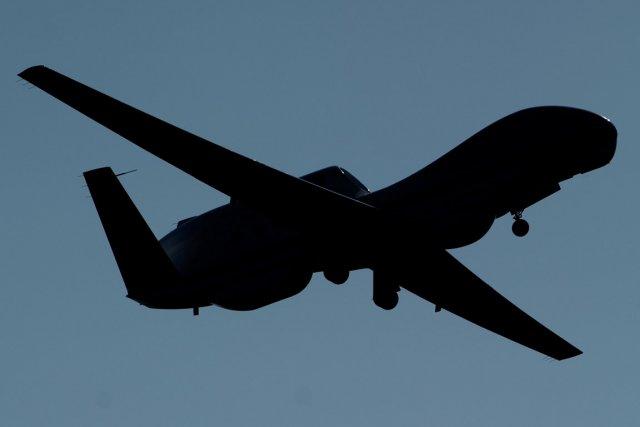 La campagne controversée de drones du président américain... (PHOTO SAUL LOEB, AFP)