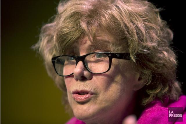 Denise Filiatrault... (Photo: archives La Presse)