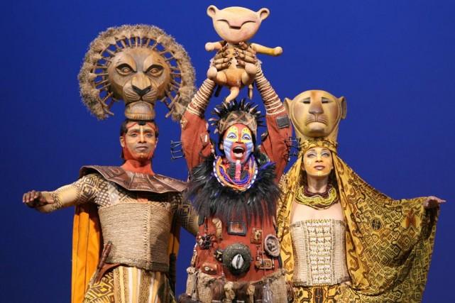 Des célèbres comédies musicales comme Matilda, The Lion... (Photo: Bloomberg News)