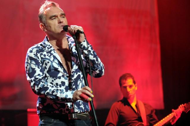 Morrissey... (Photo: archives AP)