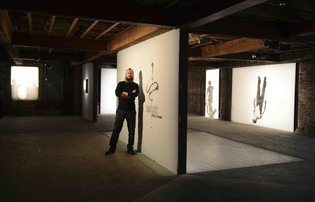 Dans l'exposition Transition, Pascal Picard exploite toutes les... ((Photo Jeannot Lévesque))
