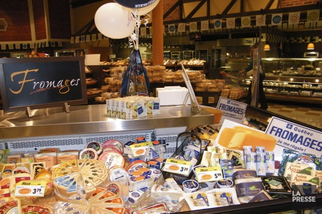 Un accord de libre change sur le fromage fran oise for Chambre de commerce quebec