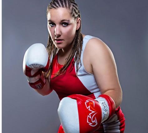 La boxeuse de la Petite-Nation, Vanessa Lepage-Joanisse, affrontera... (Photo sergeroyphoto.com)
