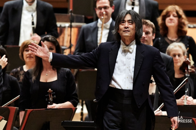Kent Nagano... (Photo: archives La Presse)