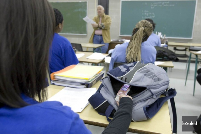 Le système scolaire québécois sera scruté à loupe... (Photothèque Le Soleil)