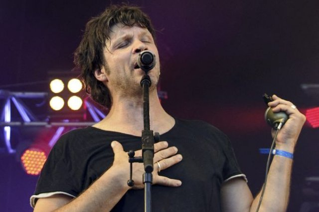 Bertrand Cantat... (Photo: archives AFP)