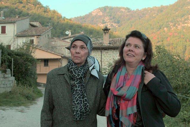 La quête de Marina Orsini pour retrouver ses... (Photo fournie par ICI Radio-Canada Télé)