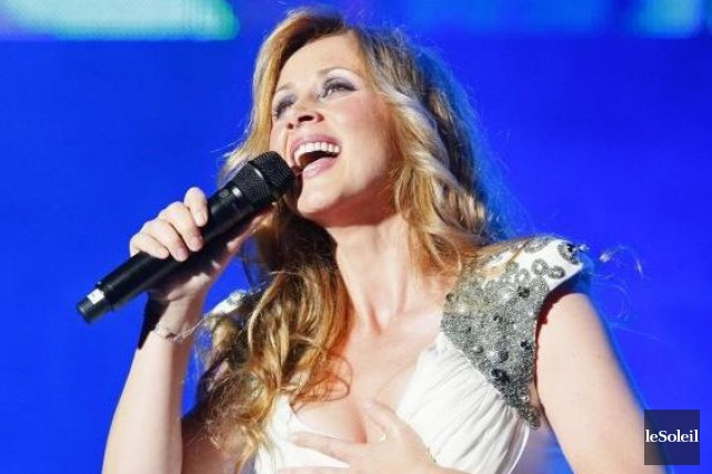 Lara Fabian... (Photo: archives Le Soleil)