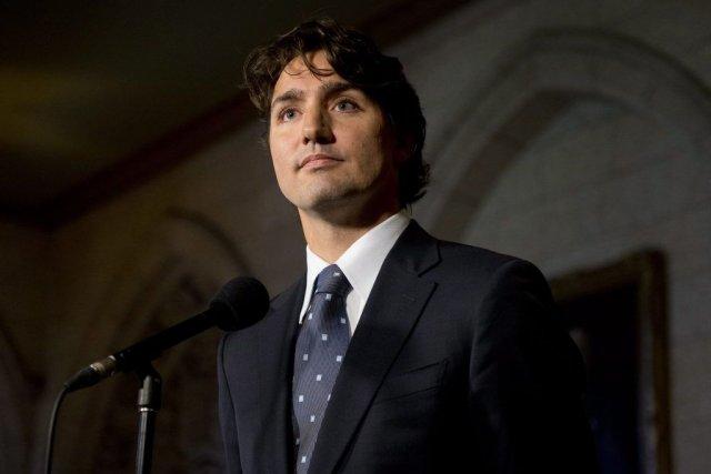 Le chef du Parti libéral du Canada Justin... (Photo Reuters)