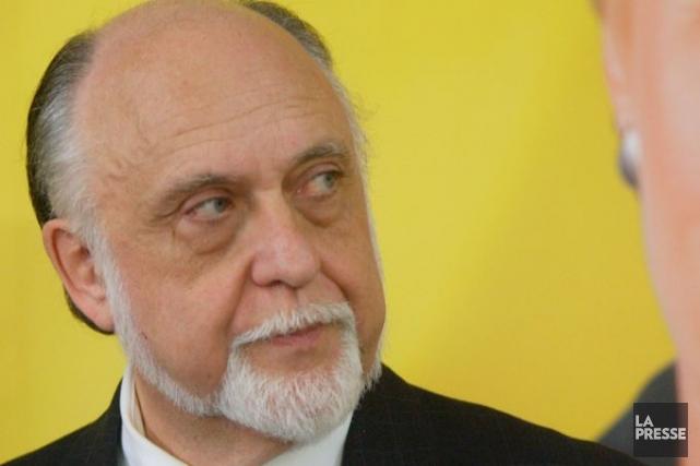 Gilbert Paquette, à la tête du Conseil de... (PHOTO ARCHIVES LA PRESSE)