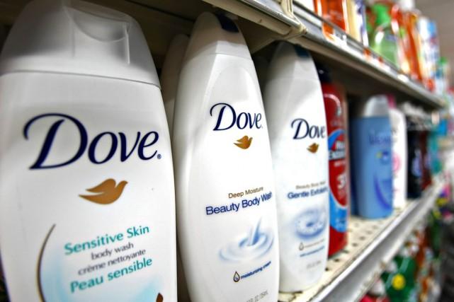 Le géant néerlandais de l'agroalimentaire et des cosmétiques Unilever (UN)... (PHOTO ARCHIVES BLOOMBERG)