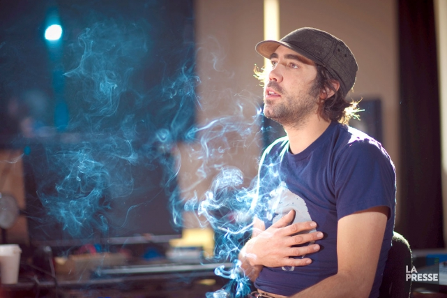 Patrick Watson... (Photo: André Pichette, archives La Presse)