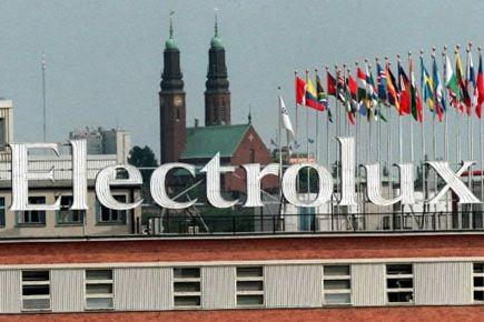 Le siège social d'Electrolux à Stockholm, en Suède.... (Photo archives AP)