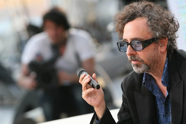 Tim Burton... (Photo: archives AFP)