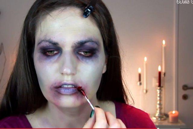 Tutoriels Maquillage Pour Halloween Pictures