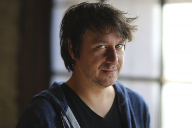 Pour créer son premier long métrage, Éric Morin... (Photo: Martin Chamberland, La Presse)