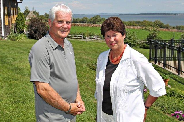 Marcel Barthe et Louise Filion font partie du... (Photothèque Le Soleil, Pascal Ratthé)
