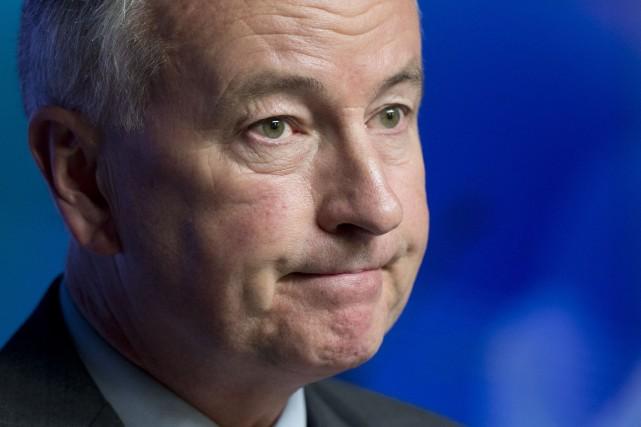 Le ministre fédéral de la Défense, Rob Nicholson.... (Photo Adrian Wyld, PC)