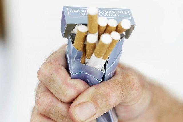 Selon le Conseil québécois sur le tabac et la santé, la cigarette et les... (Photos.com)
