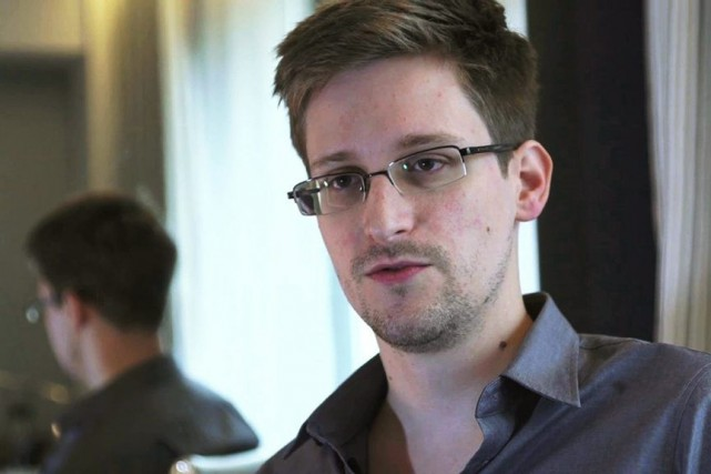 Edward Snowden... (Photo Glenn Greenwald, Reuters)