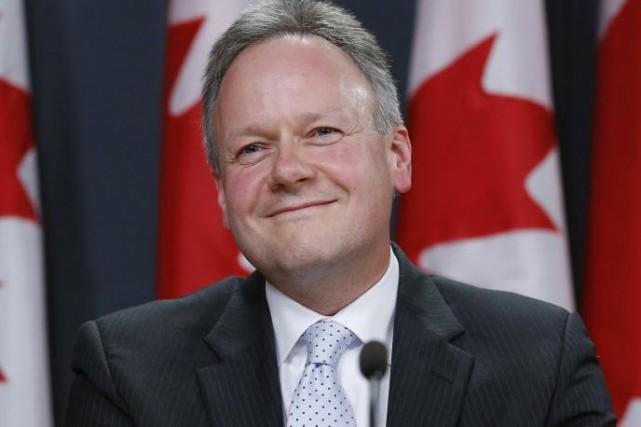 Stephen Poloz, le gouverneur de la Banque du... (Photo d'archives)