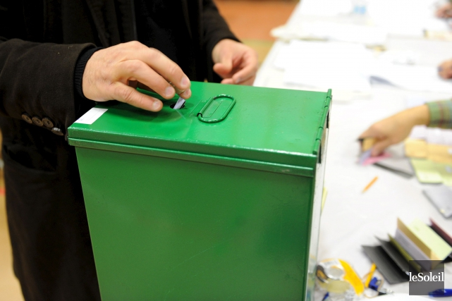 Les Québécois seront appelés aux urnes à plusieurs... (Le Soleil)