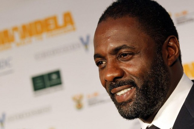 Idris Elba incarnera le rappeur Rico, qui s'apprête... (Photo: Reuters)