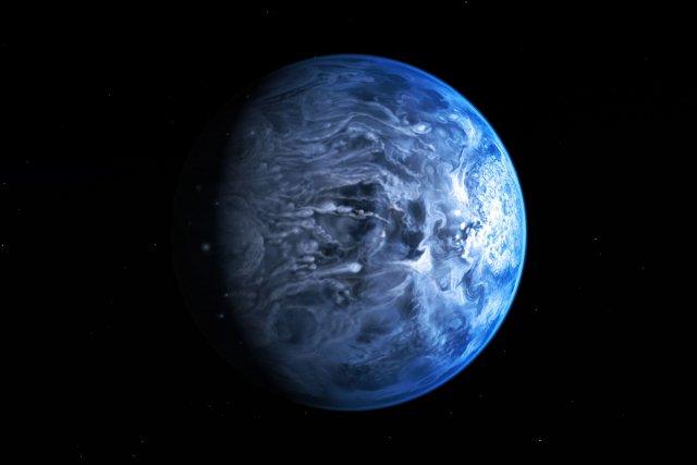Des milliards de planètes de taille terrestre en orbite autour d'étoiles... (Photo M. KORNMESSER, AFP)