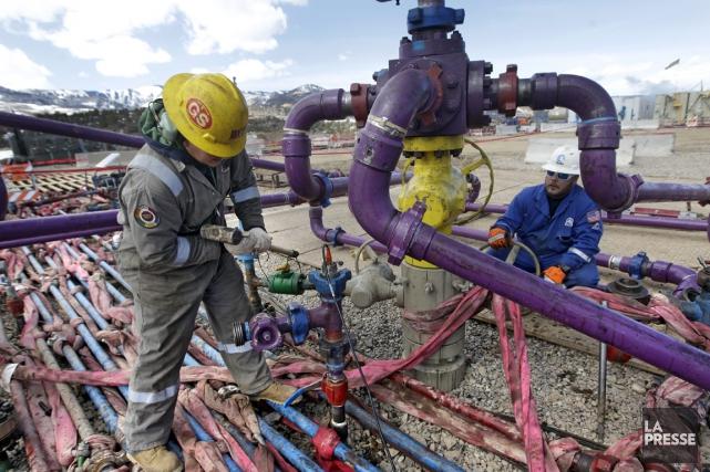 Canadian Natural Resources a estimé mercredi que les... (PHOTO ARCHIVES ASSOCIATED PRESS)