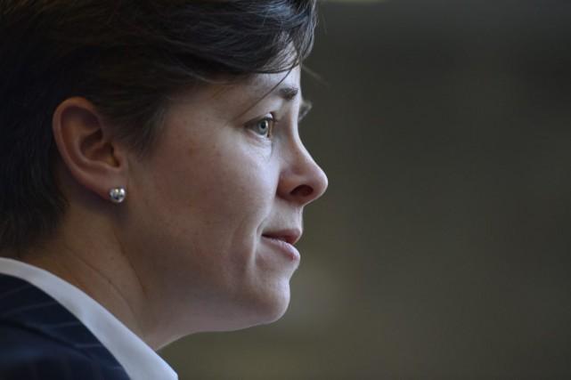 La ministre fédérale de la Condition féminine, Kellie... (Adrian Wyld, Archives La Presse Canadienne)