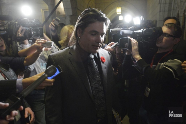 Patrick Brazeau... (Photo Reuters)