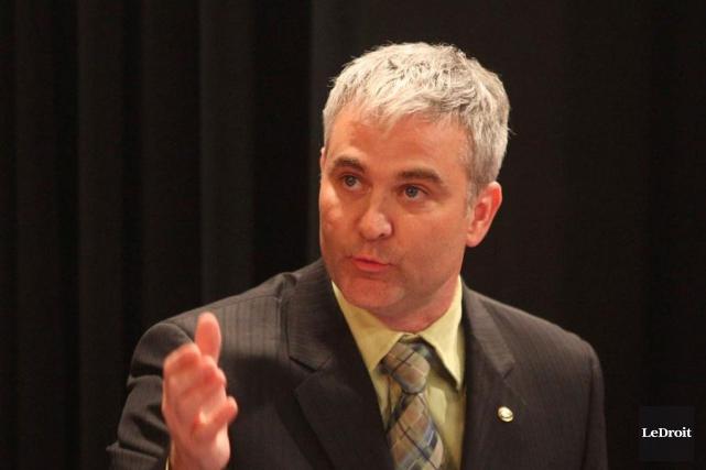 L'ex-conseiller municipal Alain Riel a été défait par... (Patrick Woodbury, Archives LeDroit)