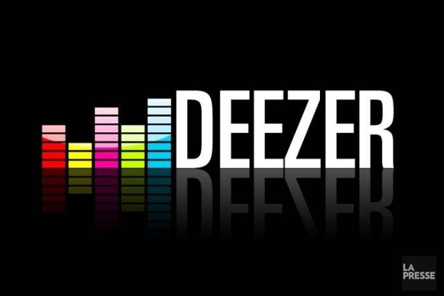 Le groupe français Deezer, un des pionniers du streaming musical, a annoncé... (PHOTO ARCHIVES LA PRESSE)