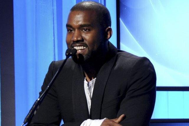 Kanye West... (Photo: AP)