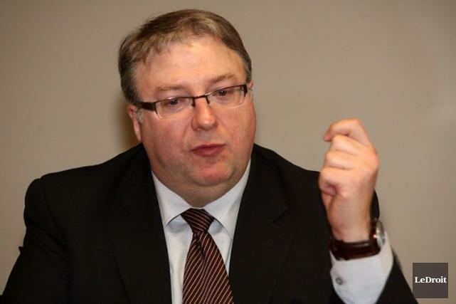 Le commissaire aux services en français de l'Ontario... (Archives, LeDroit)