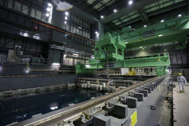 Fukushima La Piscine 4 Bientot Purgee Le Demantelement Imminent